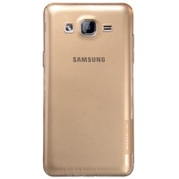 Силиконовый чехол Nillkin Nature TPU Case Brown для Samsung Galaxy On5