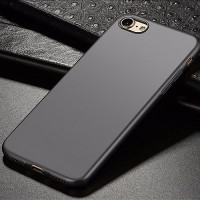 Силиконовый чехол X-Level Tpu Case Black для Apple iPhone 7/iPhone 8
