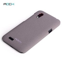 Пластиковый чехол ROCK Quicksand Series Purple для HTC Desire V
