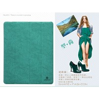Чехол книга Nillkin Fashion Series Green для Apple iPad 4/3/2