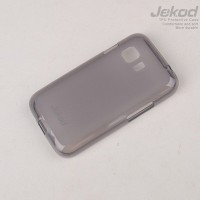 Силиконовый чехол Jekod TPU Case Black для Samsung G130H Galaxy Young 2