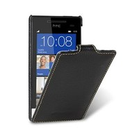 Кожаный чехол Melkco Leather Case Black LC для HTC Windows Phone 8S