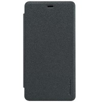 Полиуретановый чехол Nillkin Sparkle Leather Case Black для Xiaomi Mi4C