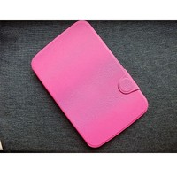 Чехол книга Book Cover Pink для Samsung Galaxy Note 8.0 N5110