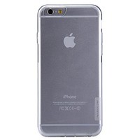 Силиконовый чехол Nillkin Nature TPU Case Grey для Apple iPhone 6/6S
