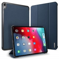 Чехол Dux Ducis Domo Series Shockproof Protection синий для Apple iPad Pro 11