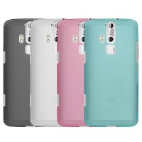 Силиконовый бампер Becolor TPU Case 0.5mm Transparent для ZTE Axon Elite