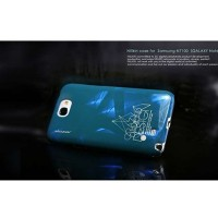 Пластиковый чехол Nillkin 3D Series Blue для Samsung N7100 Galaxy Note 2