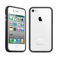 Бампер Original Bumper Black для Apple iPhone 4/4S