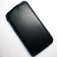 Кожаный чехол Armor Case Black для Explay Communicator