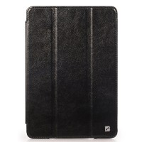 Кожаный чехол HOCO Crystal leather Case Black для Apple iPad mini 3
