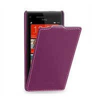 Кожаный чехол Melkco Leather Case Purple LC для HTC Windows Phone 8X
