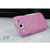 Пластиковый чехол Nillkin Dynamic Color Pink для Samsung i9300 Galaxy S3
