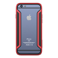 Пластиковый бампер Nillkin Armor-Border series Red  для Apple iPhone 6/6S