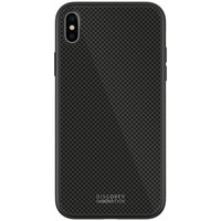 Защитный чехол NILLKIN Tempered Plaid Черный для Apple iPhone X/ iPhone XS