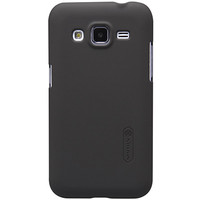 Пластиковый чехол Nillkin Super Frosted Shield Black  для Samsung G350E Galaxy Star Advance