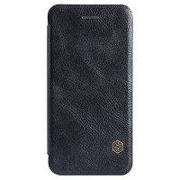 Кожаный чехол Nillkin Qin Leather Case Black для Apple iPhone 6/6S