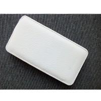 Кожаный чехол Melkco Leather Case White LC для Sony Xperia Ion LT28h
