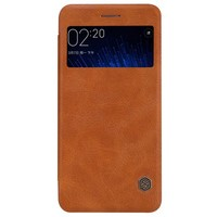 Кожаный чехол Nillkin Qin Leather Case Brown для Xiaomi Mi5