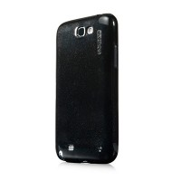 Силиконовый чехол Capdase Soft Jacket Sparko Black для Samsung N7100 Galaxy Note 2