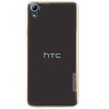 Силиконовый чехол Nillkin Nature TPU Case Brown для HTC Desire 826(#1)