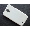 Кожаный чехол Melkco Leather Case White LC для Samsung i9500 Galaxy S4(#2)
