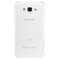 Силиконовый чехол Nillkin Nature TPU Case White для Samsung Galaxy J5