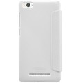 Полиуретановый чехол Nillkin Sparkle Leather Case White для Xiaomi MI4i(#2)