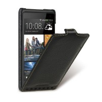 Кожаный чехол Melkco Leather Case Black LC для HTC Desire 600 Dual