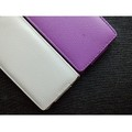 Кожаный чехол Up Case White для Sony Xperia SP M35i(#4)