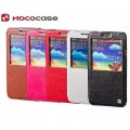 Кожаный чехол HOCO Crystal leather Case Black для Samsung N9000 Galaxy Note 3(#3)