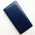 Кожаный чехол Melkco Leather Case Dark Blue LC для Sony Xperia M2 Dual S50h(#1)