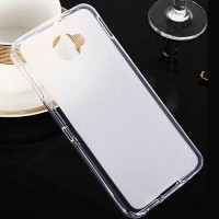 Силиконовый бампер Becolor TPU Case 1mm White для Alcatel Idol 4s 6070K