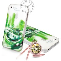Пластиковый чехол Baseus Utopia Case Kurau Impression для Apple iPhone 4/4S