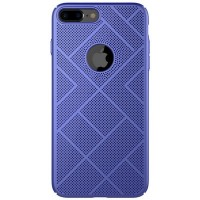 Пластиковая накладка Nillkin Air Case Blue для Apple iPhone 7 Plus/iPhone 8 Plus