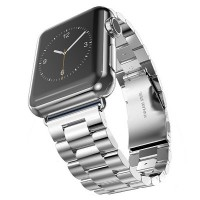 Ремешок металлический Watch Stainless Steel Silver для Apple Watch 42mm Series 1\2\3