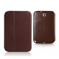 Кожаный чехол Yoobao Executive Leather Case Brown для Samsung Galaxy Note 8.0 N5110