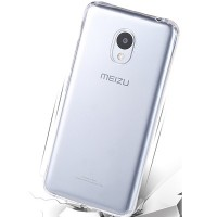 Силиконовый бампер Becolor TPU Case 0.5mm White для Meizu M3 Mini\ M3s