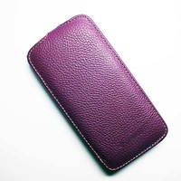 Кожаный чехол Melkco Leather Case Purple LC для HTC Desire 500 Dual