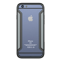 Пластиковый бампер Nillkin Armor-Border series Black  для Apple iPhone 6/6S