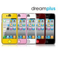 Пластиковый чехол Dreamplus INNO Glossy Series Black для Apple iPhone 4/4S(#4)