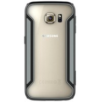 Пластиковый бампер Nillkin Armor-Border series Black для Samsung G925F Galaxy S6 Edge