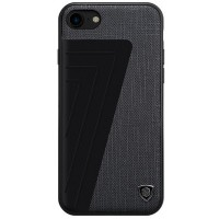 Гибридная накладка Nillkin Hybrid Case Dot texture Black для Apple iPhone 7