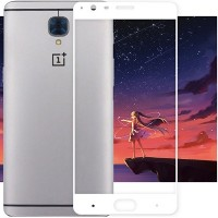 Защитное стекло Aiwo Full Screen Cover 0.33 mm White для OnePlus OnePlus 3 (Three)/ 3T (Three T)