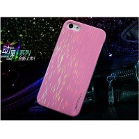 Пластиковый чехол Nillkin Dynamic Color Pink для Apple iPhone 5/5S/5SE