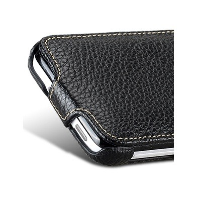 Кожаный чехол Melkco Leather Case Black LC для Huawei Ascend Y330