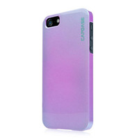 Пластиковый чехол Capdase Karapase Jacket Pearl Purple для Apple iPhone 5/5S/5SE