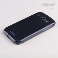 Силиконовый чехол Jekod TPU Case Black для Samsung i8262 Galaxy Core