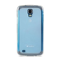 Силиконовый чехол Melkco Poly Jacket TPU Case Transparent для Samsung i9295 Galaxy S4 Active