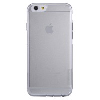 Силиконовый чехол Nillkin Nature TPU Case White  для Apple iPhone 6/6S